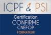 Logo ICPF PSI