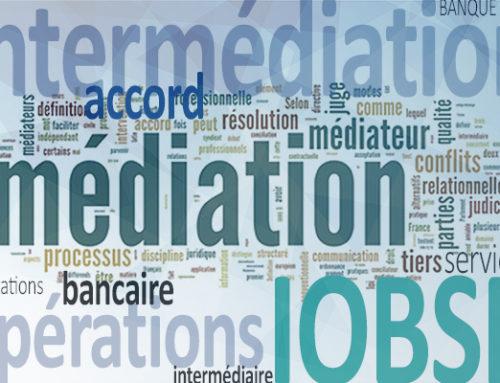 Médiation, conciliation et iobsp