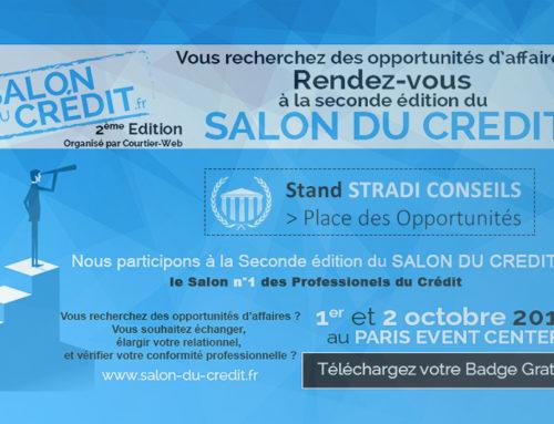 Salon du crédit (octobre 2019)
