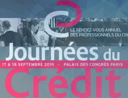 Journées du crédit – Septembre 2019