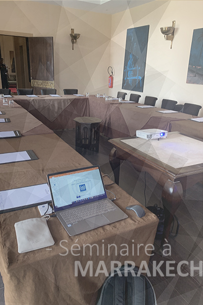 Formation Stradi Conseils à Marrakech au Maroc