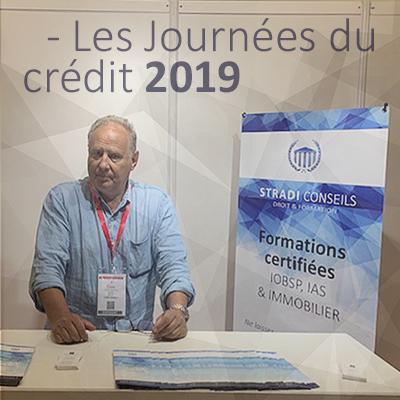 Salon Les Journées du Crédit 2019
