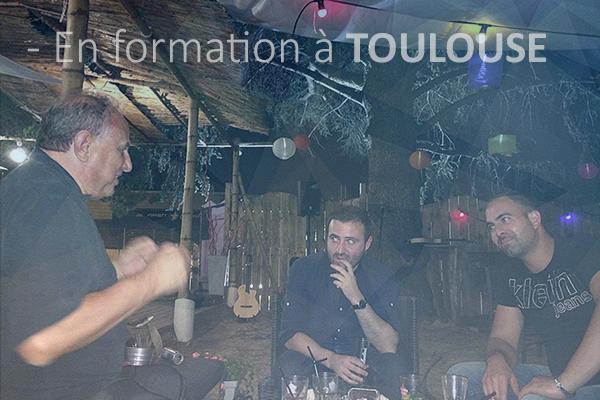 Après formation Stradi Conseils à Toulouse