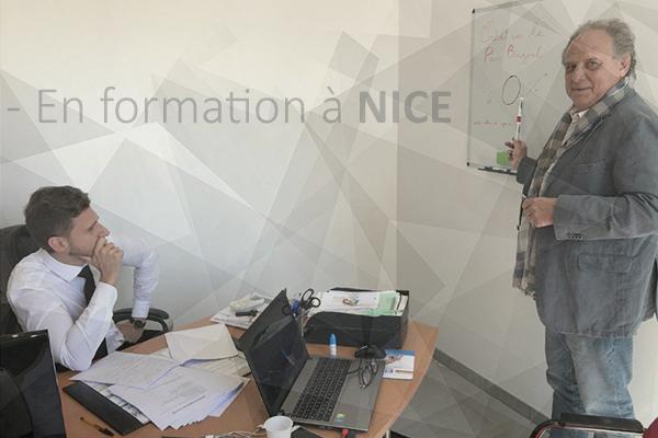 En pleine formation Stradi Conseils à Nice