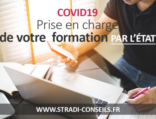 Covid19 : formations prises en charge pendant le confinement